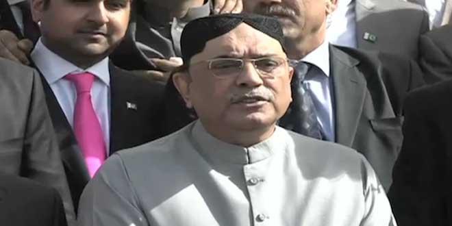 Zardari-meets